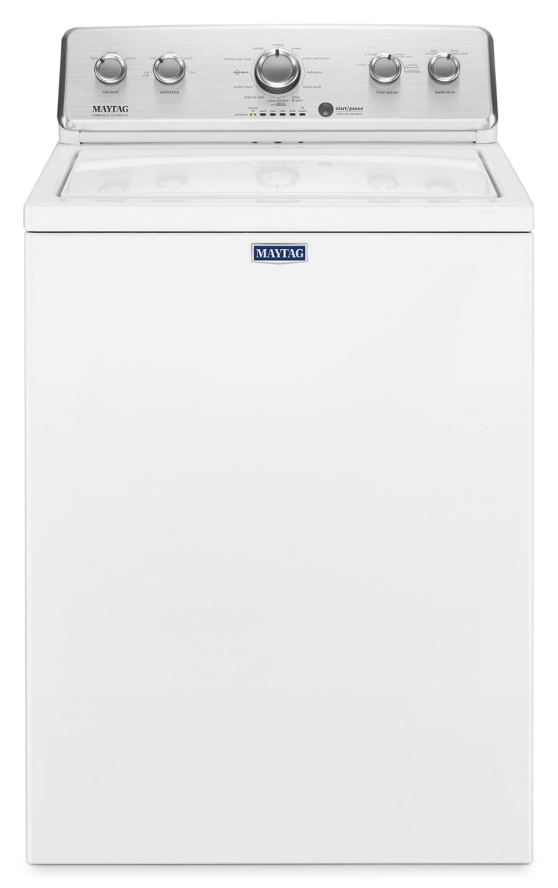 Maytag® Large Capacity Top Load Washer with the Deep Fill Option - 4.4 Cu. Ft. IEC