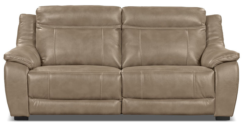Rosslare Power Reclining Sofa - Taupe