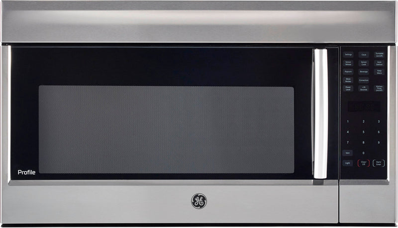 GE Profile Stainless Steel Over-the-Range Microwave (1.8 Cu. Ft.) - PVM1899SJC