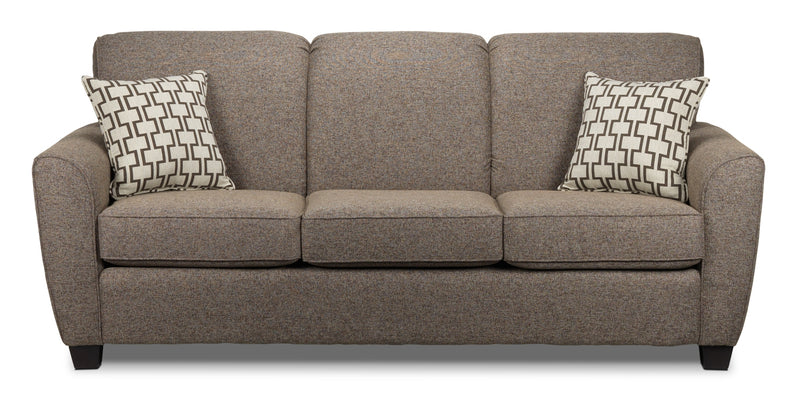 Orson Queen Sofa Bed - Brown