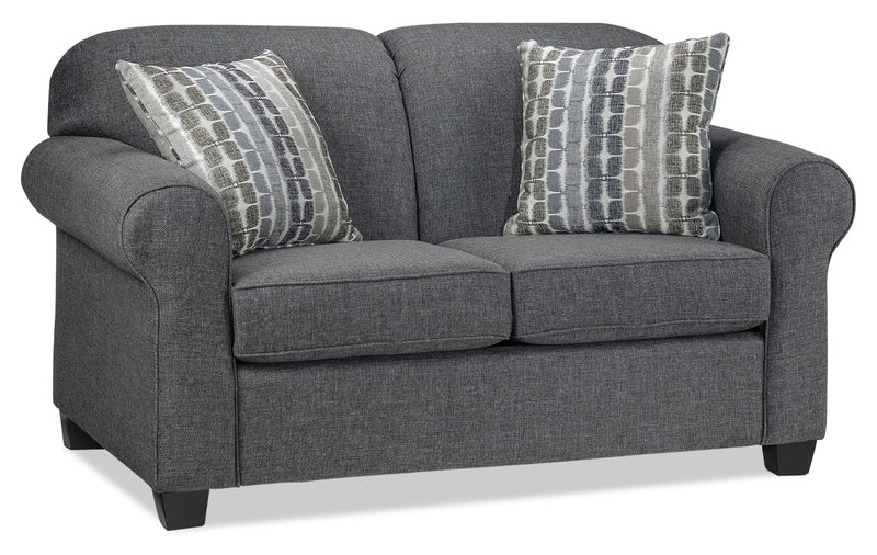 Staveley Loveseat - Grey