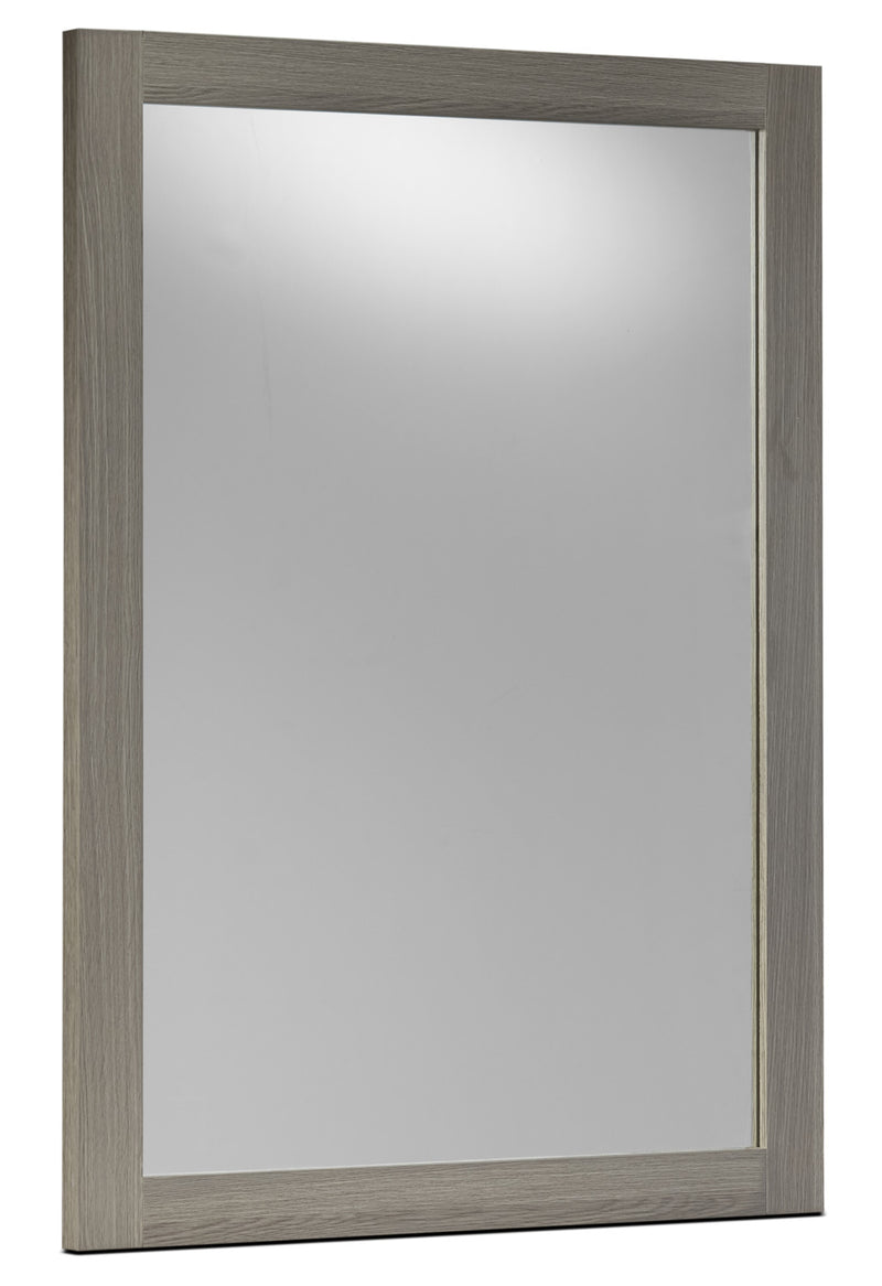 Cartara Mirror - Grey