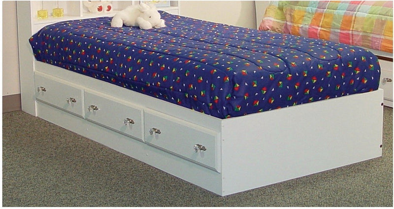Eastleigh Twin Storage Bed