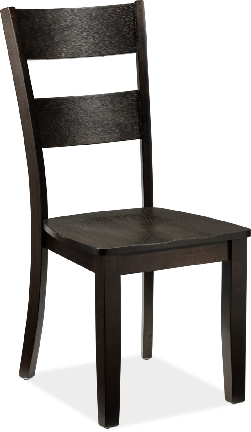 Rotherham Side Chair - Espresso