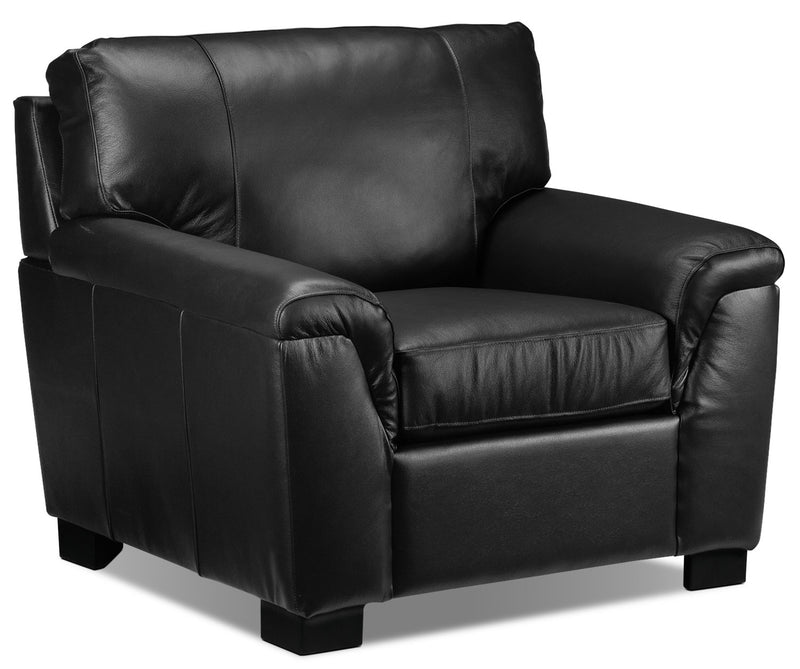 Campbell Chair - Black