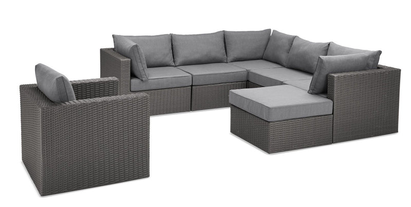 Anegada 7-Piece Patio Set