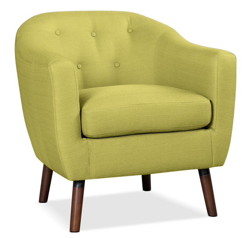 Ellen Accent Chair - Green