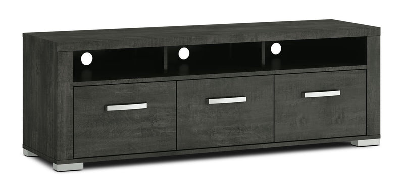 "Belfield 64"" TV Stand - Anthracite"