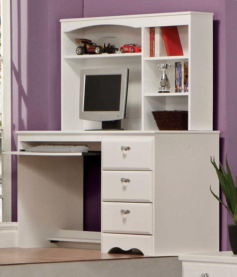 Eastleigh Desk and Hutch