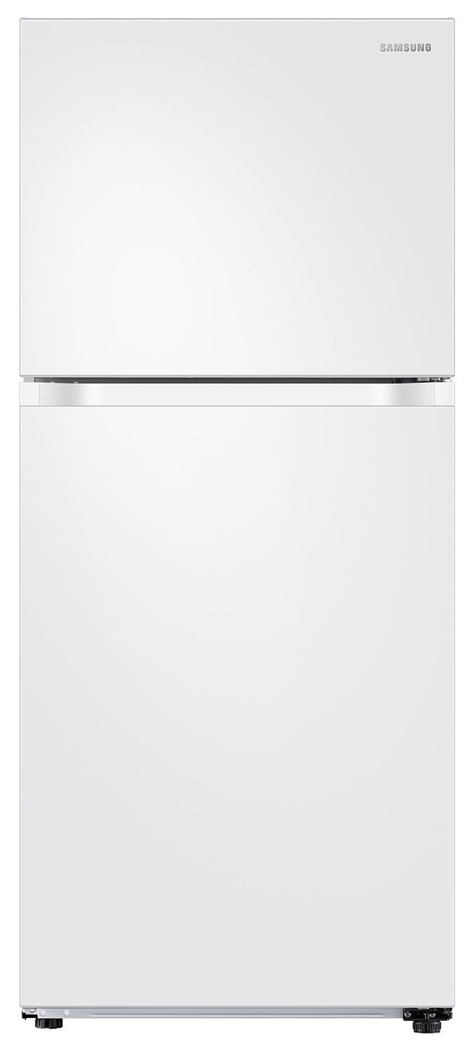 Samsung White Top-Freezer Refrigerator (17.6 Cu. Ft.) - RT18M6213WW/AA