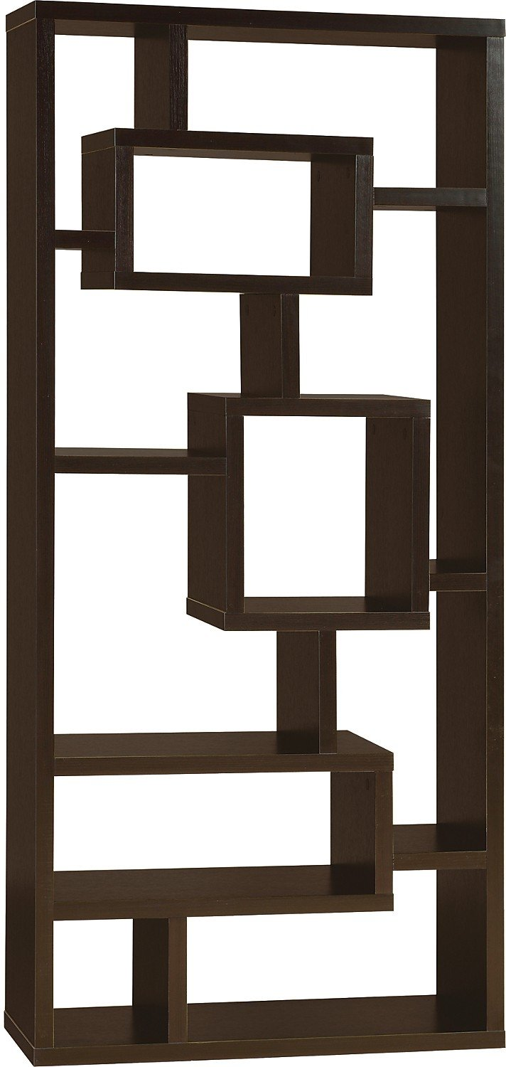 Johan Accent Shelf - Espresso