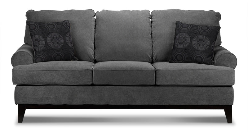 Casons Sofa - Dark Grey