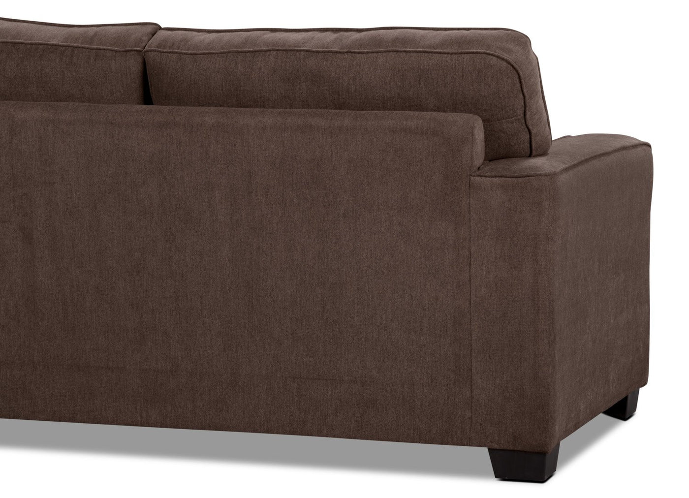 Mocha Sofa 6 Loveseat