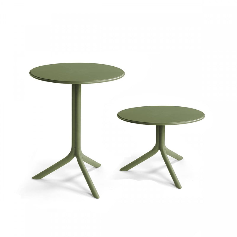 Nardi Spritz Outdoor Adjustable Bistro Tables - Green