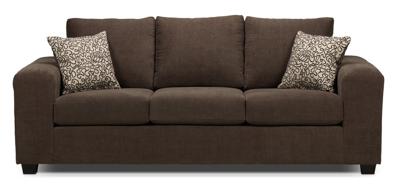 Knox Sofa - Light Brown