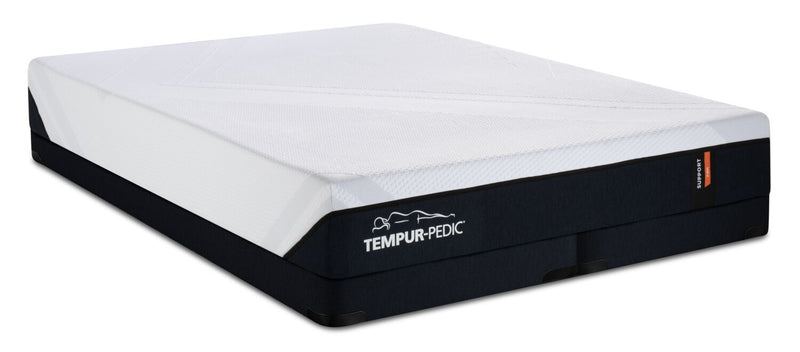 TEMPUR-Support 2.0 Firm Low-Profile Split Queen Mattress Set