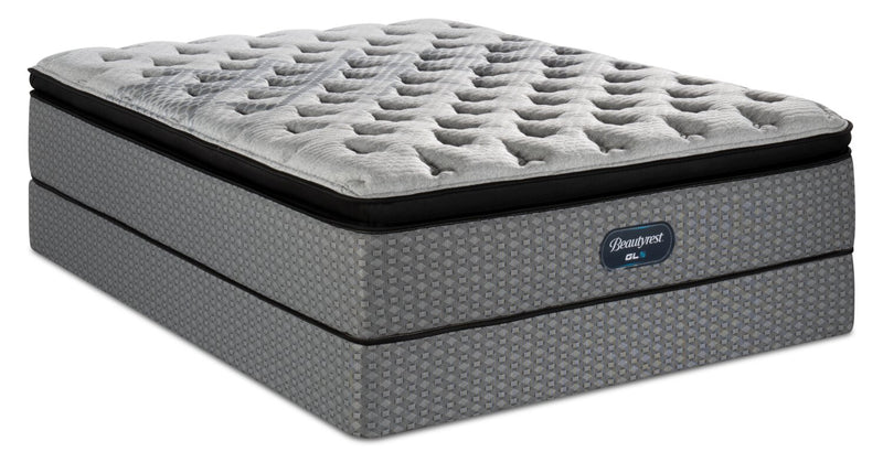 Beautyrest® GL5 Pillowtop Queen Mattress Set