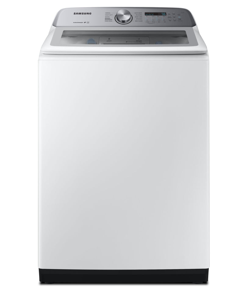 Samsung 5.0 Cu. Ft. Top-Load Washer - WA50R5200AW/US