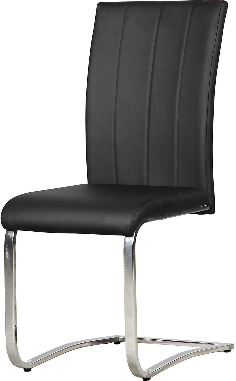 Graz Side Chair - Black