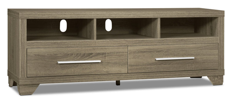 "Glendale 60"" TV Stand - Grey"