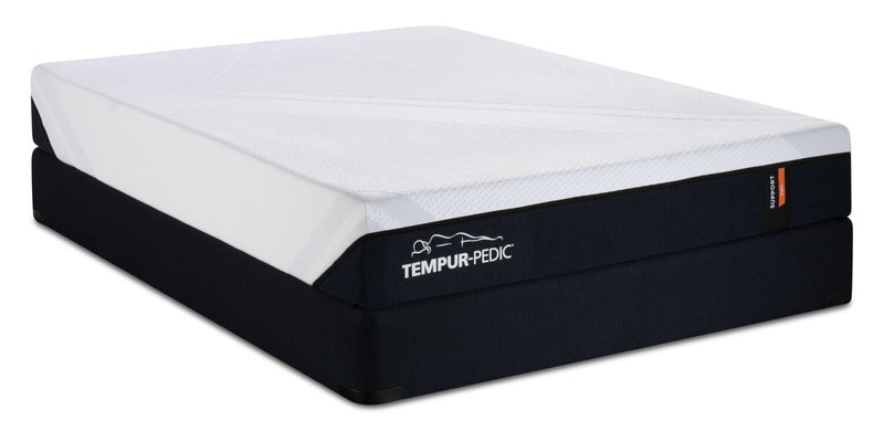 TEMPUR-Support 2.0 Firm Full Mattress Set