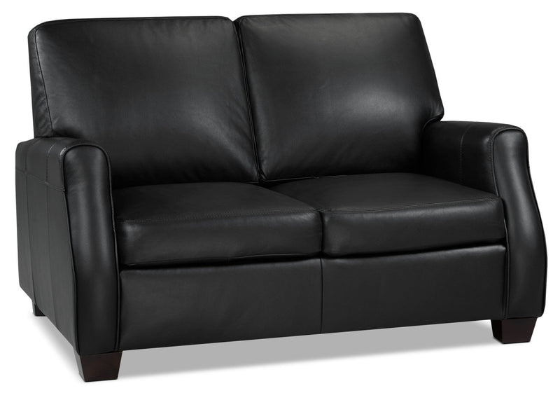 Taft Loveseat - Black
