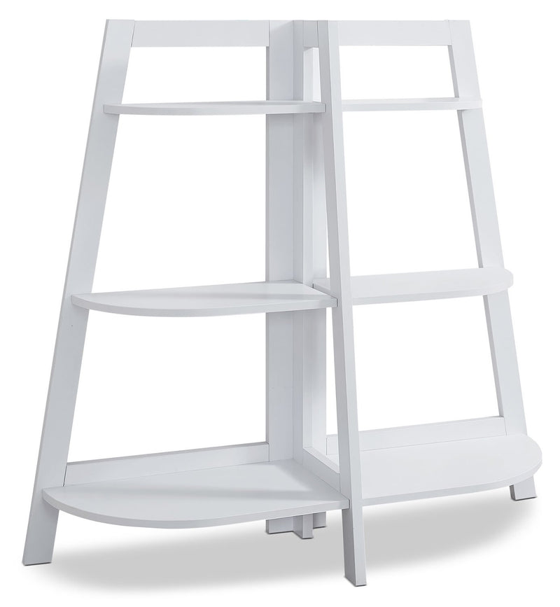 Alameda Bookcase - White