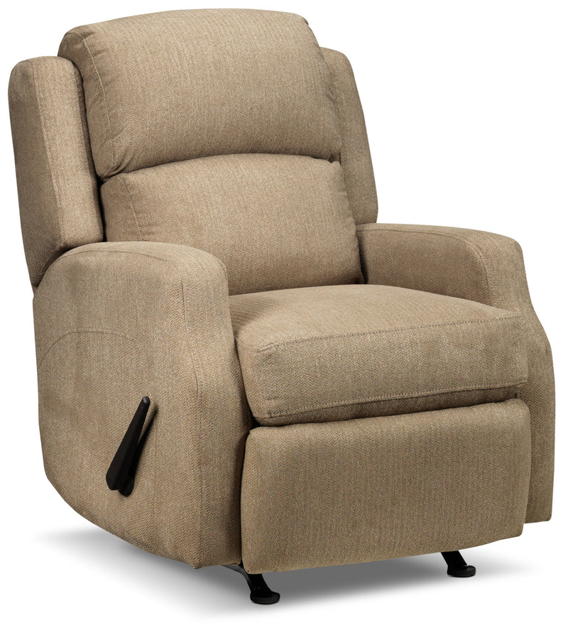 Harperton Rocker Recliner - Tan