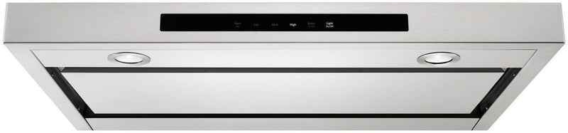 "KitchenAid Stainless Steel 30"" Under-the-Cabinet Range Hood - KVUB400GSS"