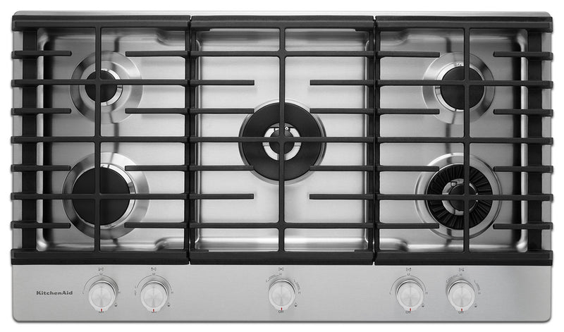 KitchenAid Gas Cooktop KCGS556ESS