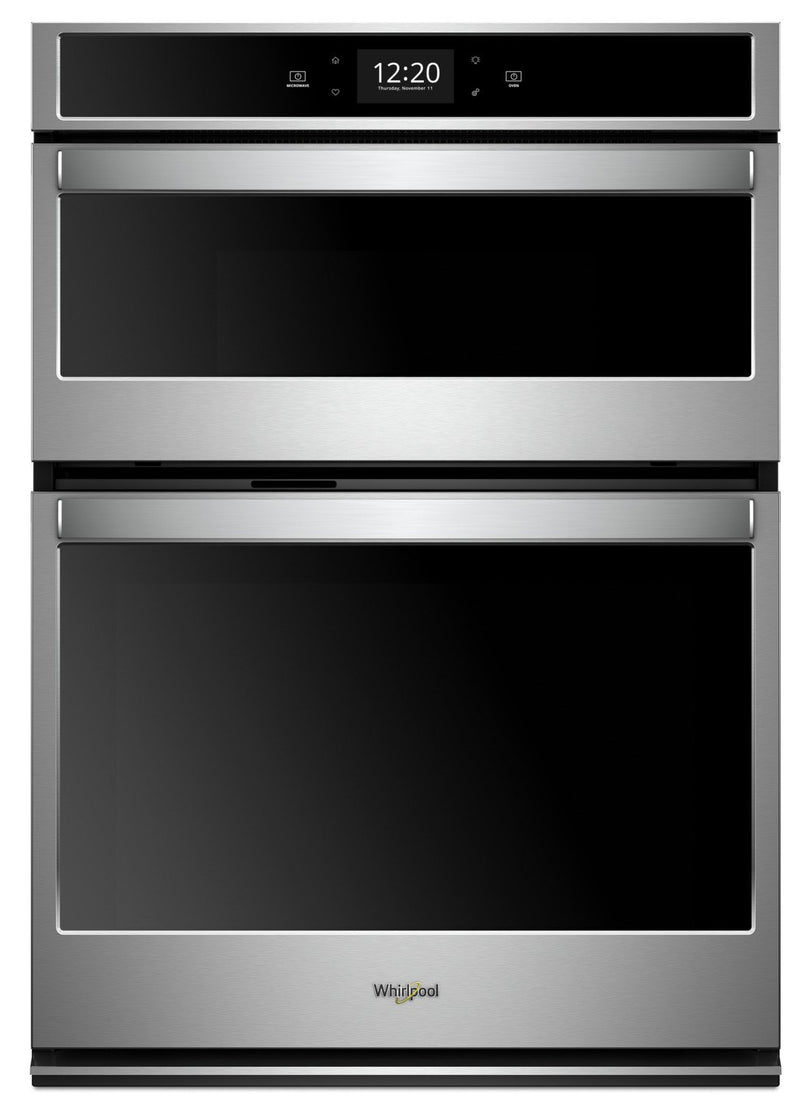 Whirlpool® 6.4 Cu. Ft. Smart Combination Wall Oven with Touchscreen