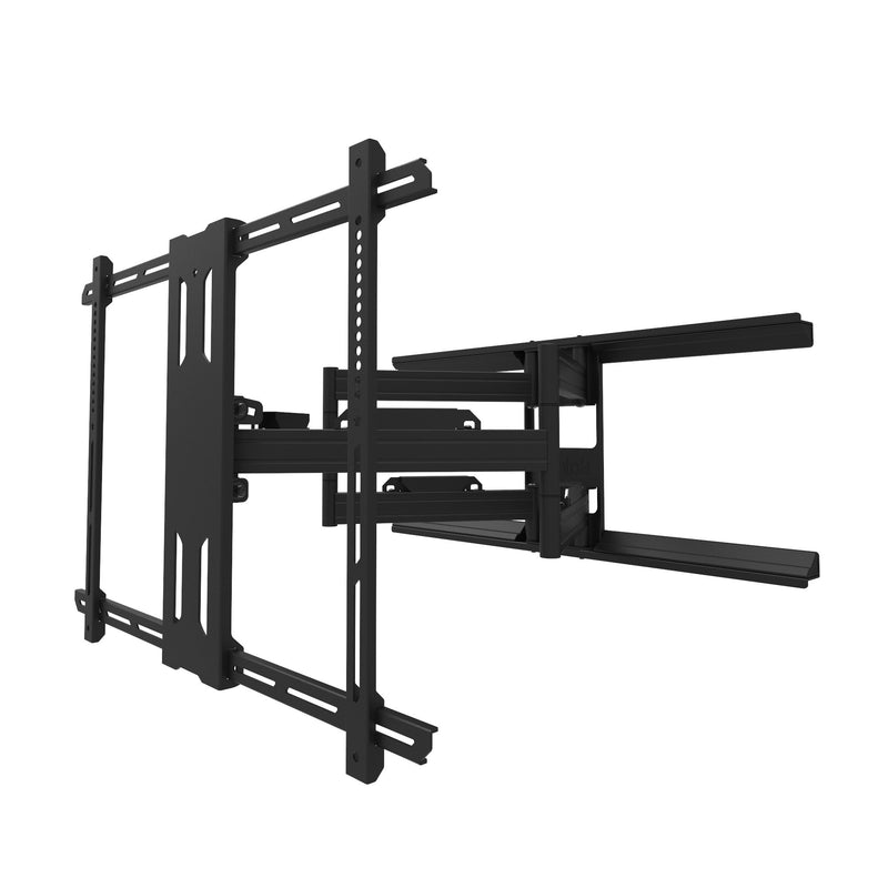 "Full Motion TV Wall Mount with 31"" of Extension for 42"" to 100"" TVs - PDX700"