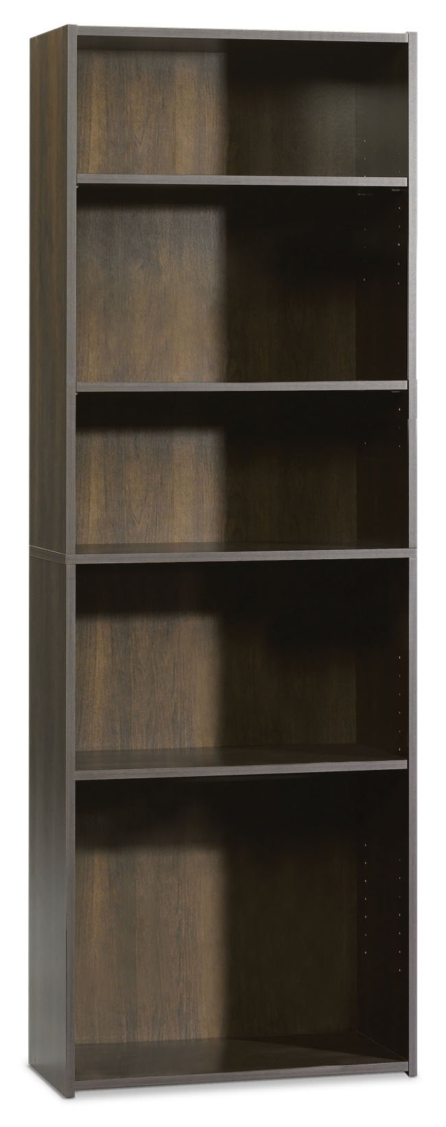Currow 5-Shelf Bookcase