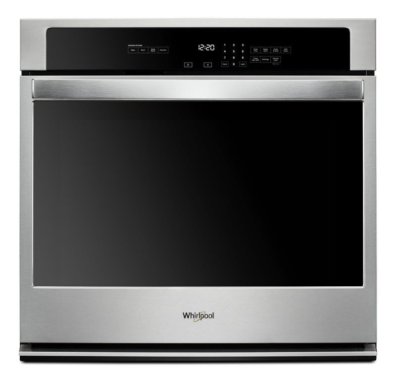 "Whirlpool 30"" 5.0 Cu. Ft. Single Wall Oven - WOS31ES0JS"