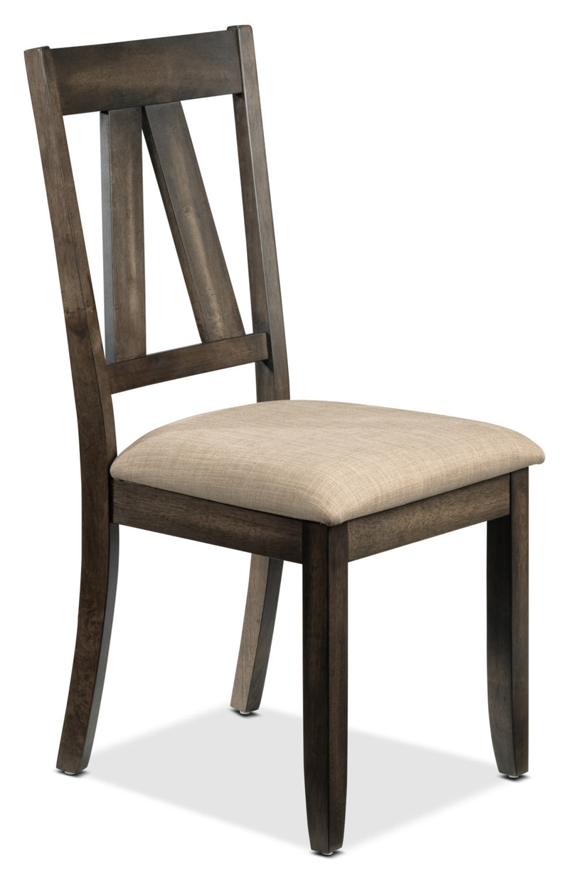 Esther Side Chair - Espresso