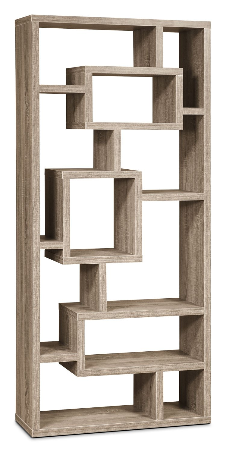 Johan Accent Shelf - Grey