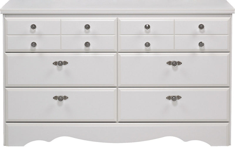 Eastleigh 6-Drawer Dresser