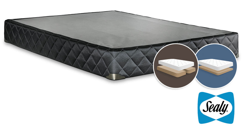 Sealy Ramon Queen Low-Profile Split Boxspring