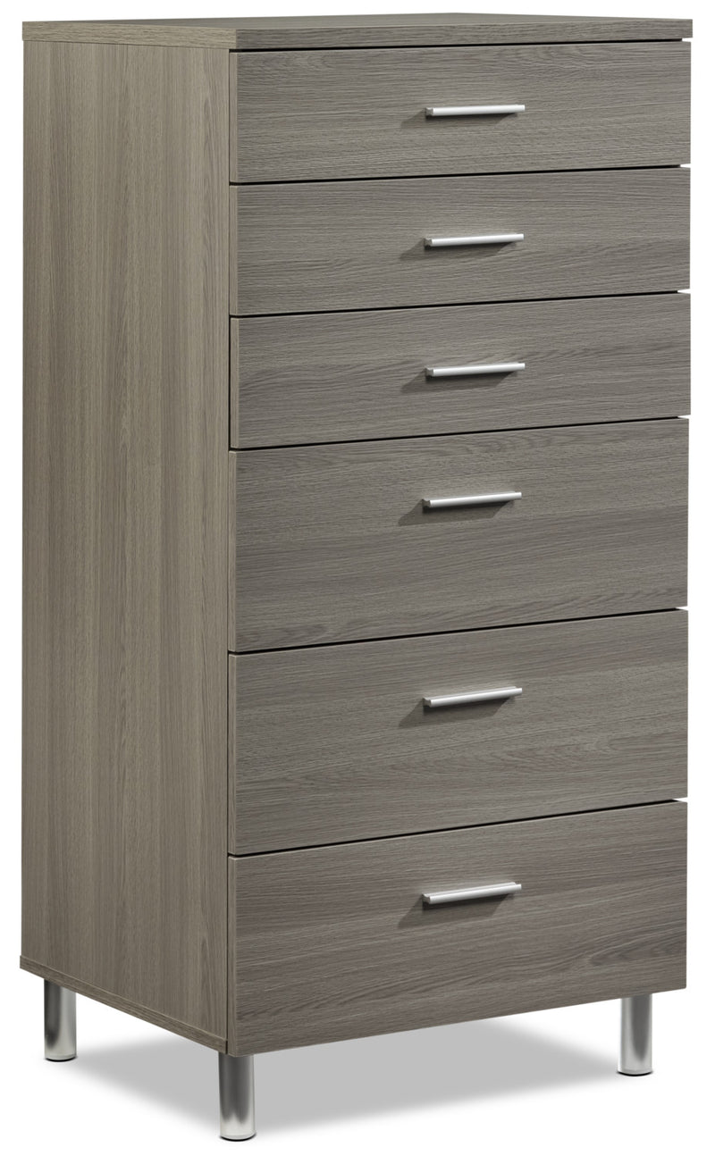 Cartara Chest - Grey