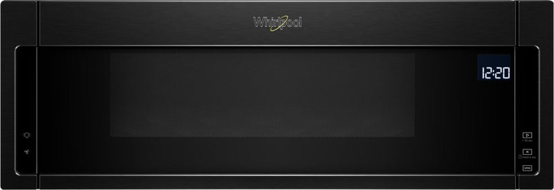 Whirlpool® 1.1 Cu. Ft. Low-Profile Microwave Hood Combination – YWML75011HV