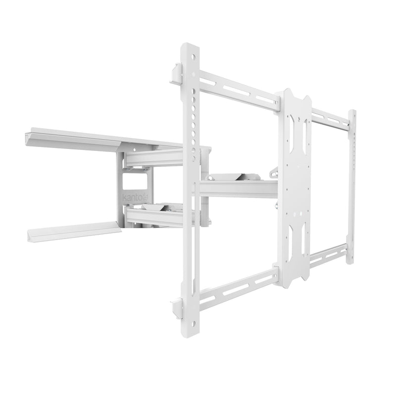 "Full Motion TV Wall Mount with 24"" of Extension for 39"" to 80"" TVs - PDX680W"