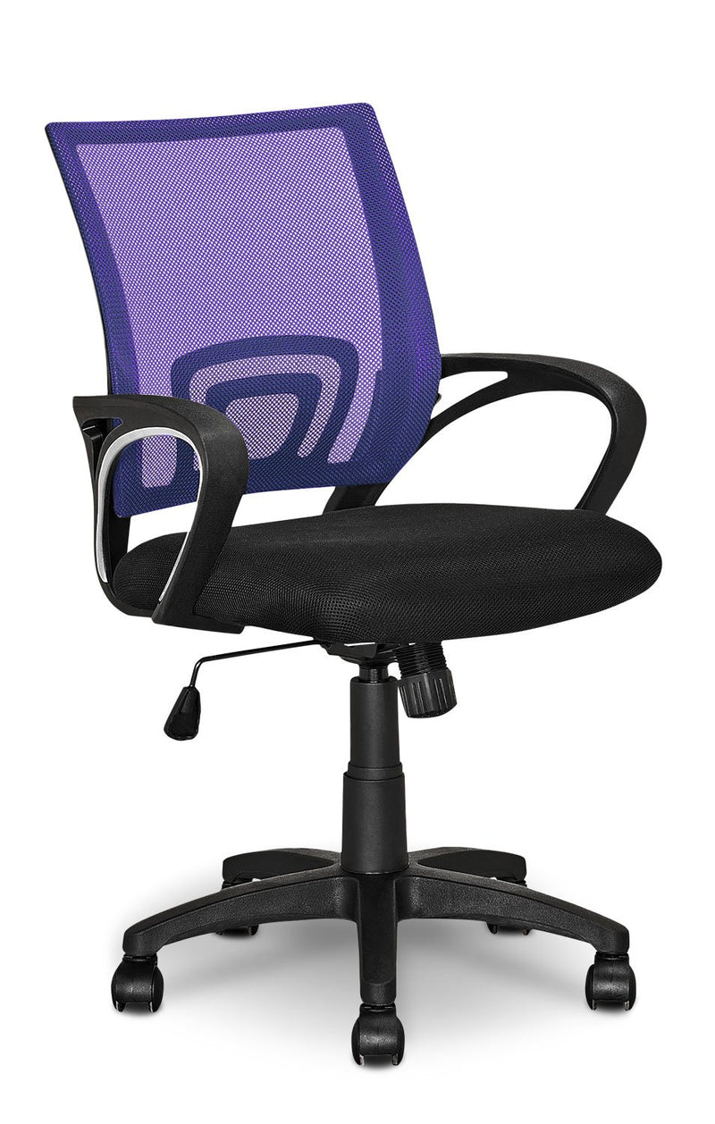 Caltra Office Chair - Purple