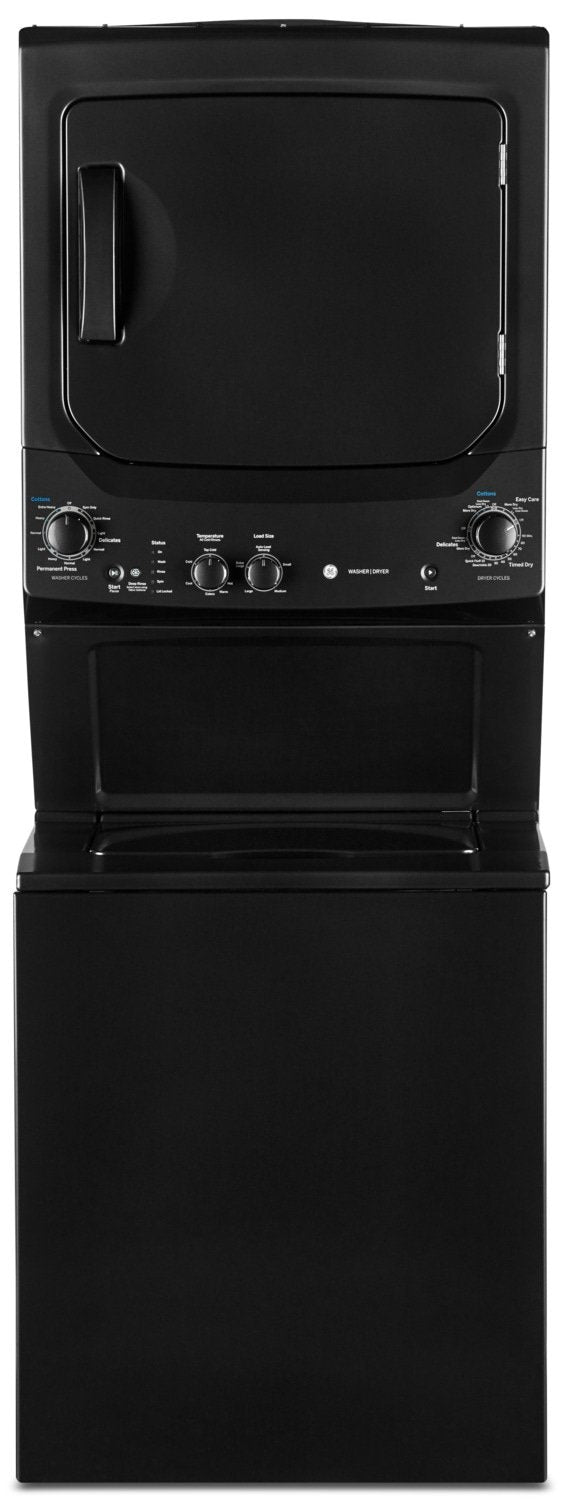 Unitized Spacemaker Washer and Electric Dryer Combination – GUD37ESMMDG