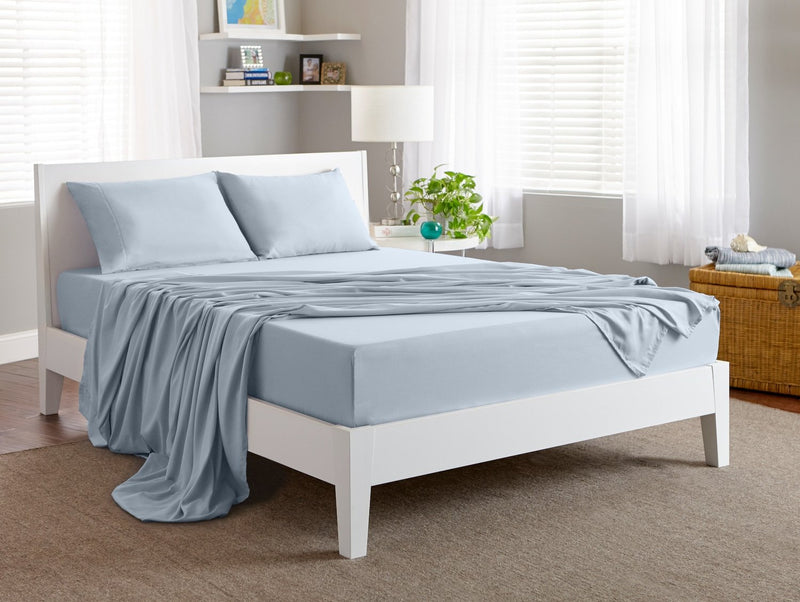 Bedgear™ Basic Twin Sheet Set - Mist