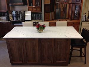 best material for kitchen island