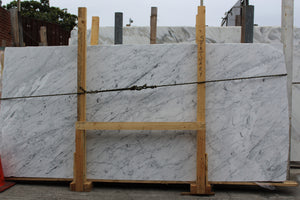 small slab of carrara for table top