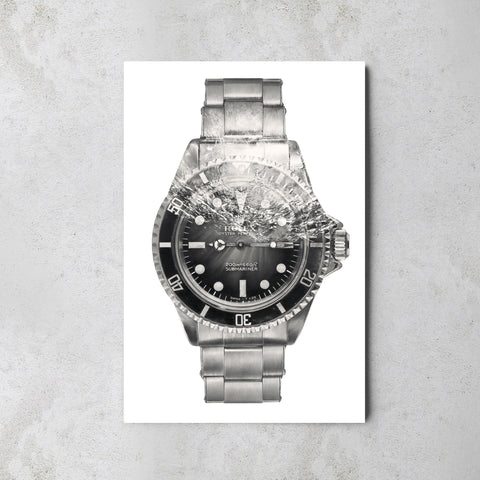 Rolex Submariner 5513 'Metres First'