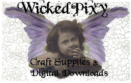 Craft Supplies & Digital Products
