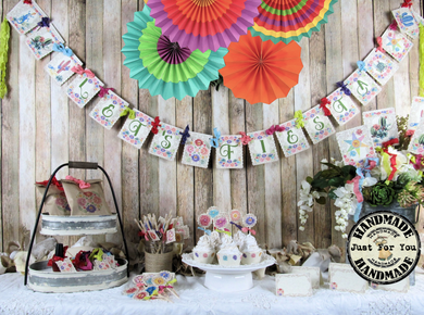 Mexican Fiesta Party Decorations Birthday Baby Bridal Shower