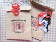I Do Barbecue Shower Decorations - Banner - Cupcake Toppers - Favor Tags - Favor Bags - Straws - Just Married Backyard Wedding BBQ Rustic